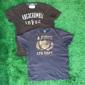Vintage Abercrombie & Fitch T-Shirt Bundle XL